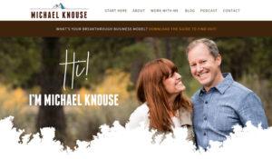 Hi! I'm Michael Knouse.